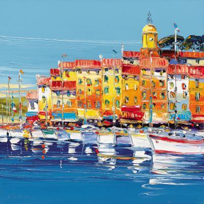 Port de St.Tropez by Corbiere