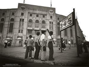 Yankee Boys by Corbis