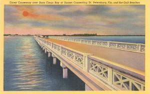 Corey Causeway, St. Petersburg, Florida