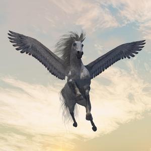 Pegasus 2 by Corey Ford