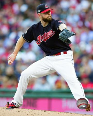 Corey Kluber Game 1 of the 2016 American League Championship Series