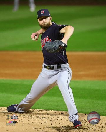 Corey Kluber Game 4 of the 2016 World Series