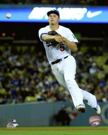 Corey Seager 2016 Action