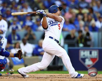 Corey Seager Game 3 of the 2016 National League Championship Series