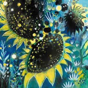 Sunflower Kisses by Corina Capri