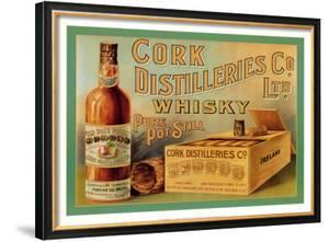 Cork Distilleries Co. Ltd. Whisky
