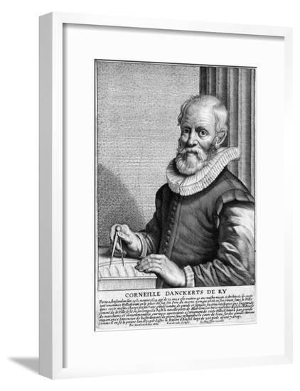 Cornelis Danckerts--Framed Giclee Print