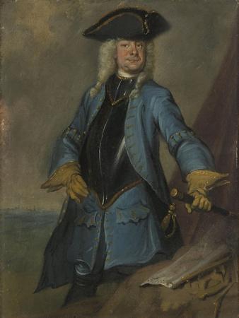 Portrait of Gerrit Sichterman