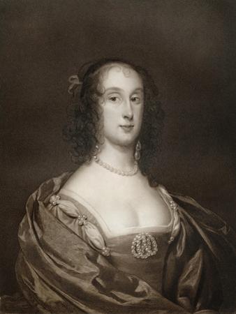 Bridget Fleetwood, Eldest Daughter of Oliver Cromwell, 17th Century
