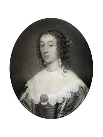Mary Cromwell, Countess Fauconberg, Third Daughter of Oliver Cromwell, 17th Century