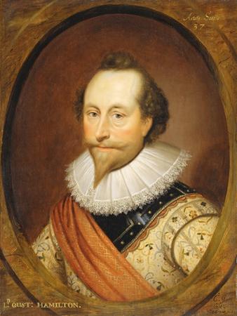Sir Alexander Temple, 1620