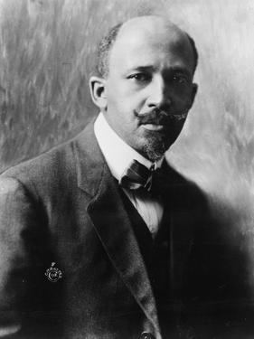 W.E.B. Du Bois, c.1919 by Cornelius M. Battey