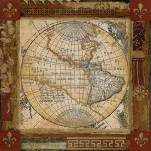 Corners of the Earth II (detail)