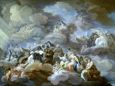 Paradise, 1755-1756