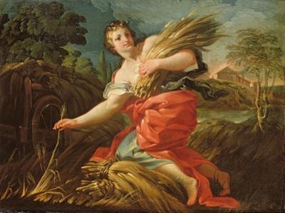 Ruth the Gleaner