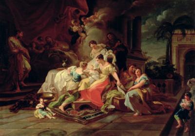 The Birth of Mary, c.1753