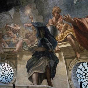 Apostle by Correggio