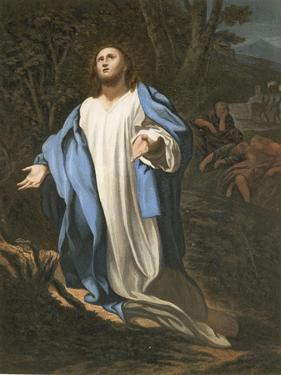 Christ's Agony in the Garden by Correggio