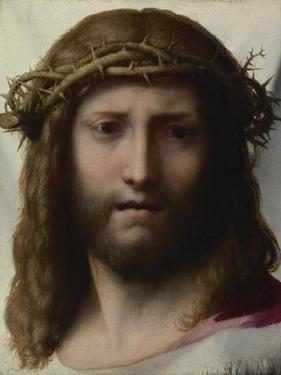 Head of Christ, C.1530 by Correggio