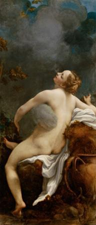 Jupiter and Io, 1520-1540 by Correggio