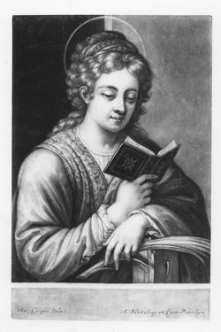 St. Catherine by Correggio