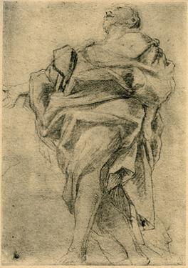 Study for the Figure of an Apostle, 1913 by Correggio