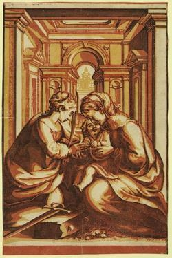 The Marriage of St. Catherine by Correggio