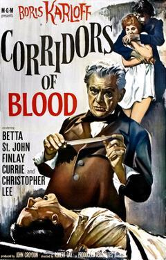 Corridors of Blood, Boris Karloff, 1958