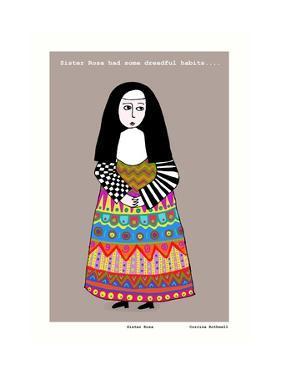 Sister Rosa (Grey) by Corrina Rothwell