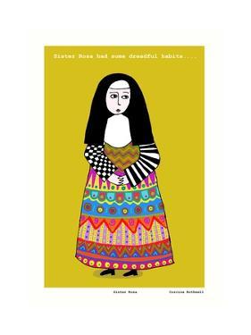 Sister Rosa (Yellow) by Corrina Rothwell