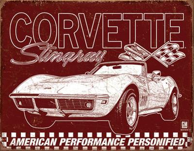 Corvette - 69 StingRay