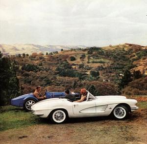 Corvette Excitement Standard
