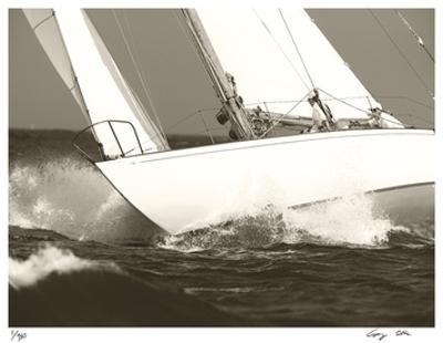 Gleam Racing II by Cory Silken