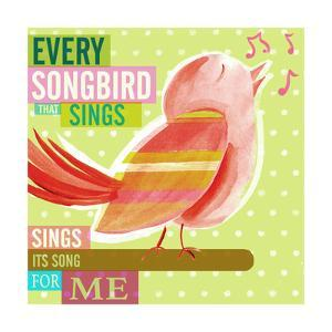 Dream Every Day - Songbird by Cory Steffen