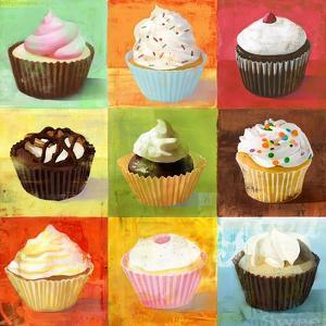 Enjoy Cupcakes by Cory Steffen