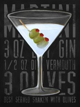 Martini (Vertical) by Cory Steffen