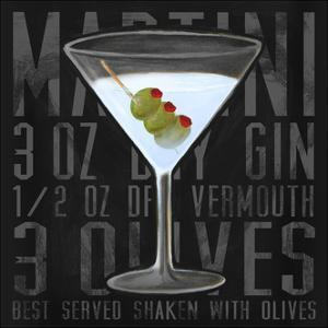 Martini by Cory Steffen