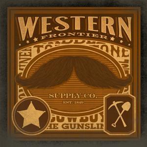Mustache Western by Cory Steffen