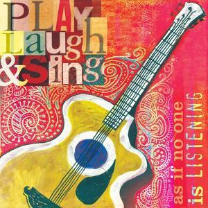 Play Laugh Sing by Cory Steffen
