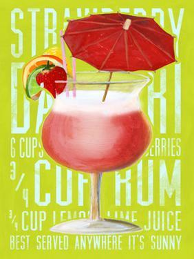 Strawberry Daiquiri (Vertical) by Cory Steffen