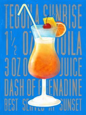Tequila Sunrise (Vertical) by Cory Steffen
