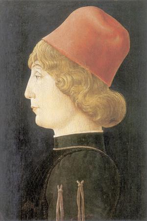 Portrait Of A Ferrarese Nobleman