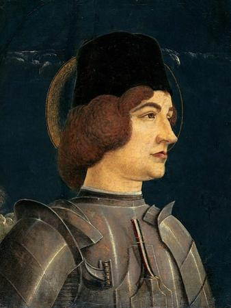 Saint George, C.1475-76