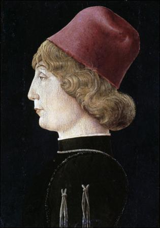 A Young Man, C1460