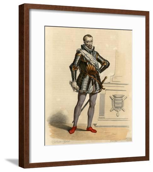 Cosse de Brissac--Framed Giclee Print