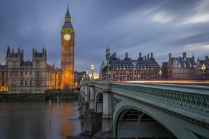 Big Ben by Costas Economou