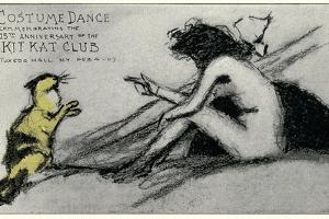 Costume Dance at Kit Kat Club Announcement