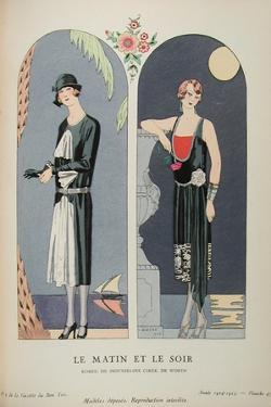 Costume Illustration by Georges Barbier