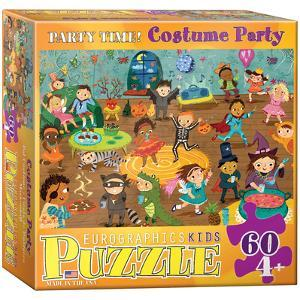 Costume Party 60 Piece Puzzle