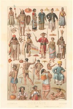 Costumes of Oceania